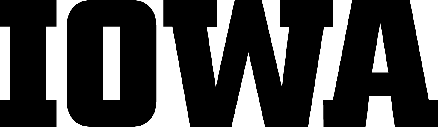 University of Iowa Logo (UI) png