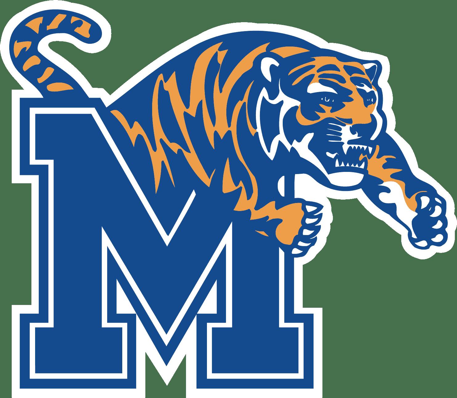 Memphis Tigers Logo png