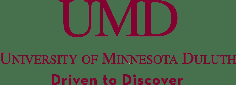 University of Minnesota Duluth Logo (UMD) png