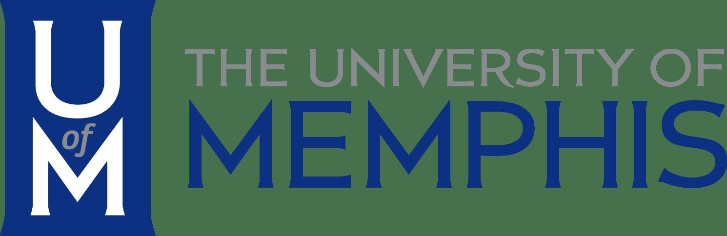 University of Memphis Logo (UofM) png