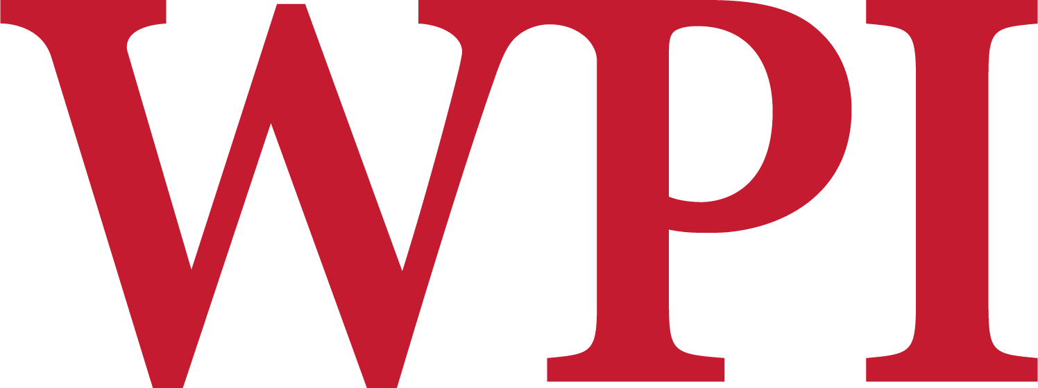 Worcester Polytechnic Institute Logo (WPI) png