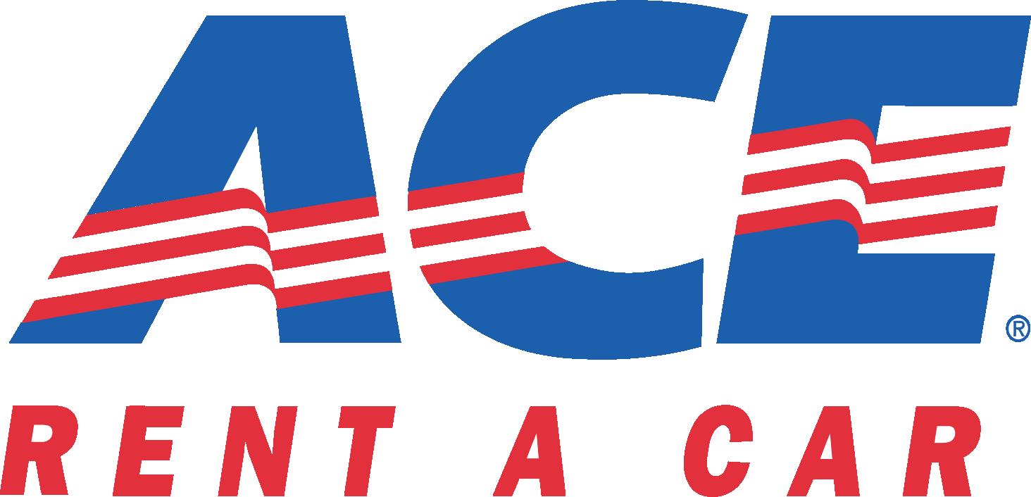 Ace Rent a Car Logo png