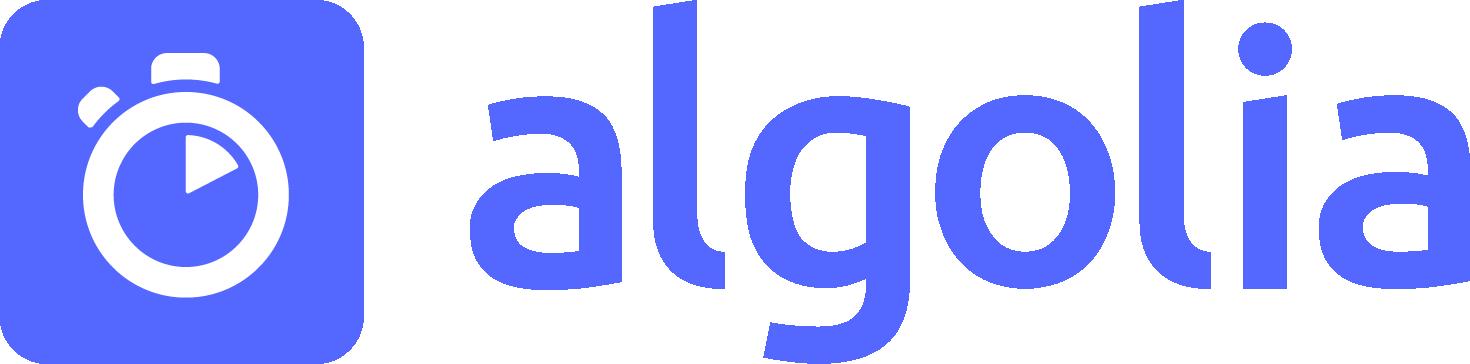 Algolia Logo png