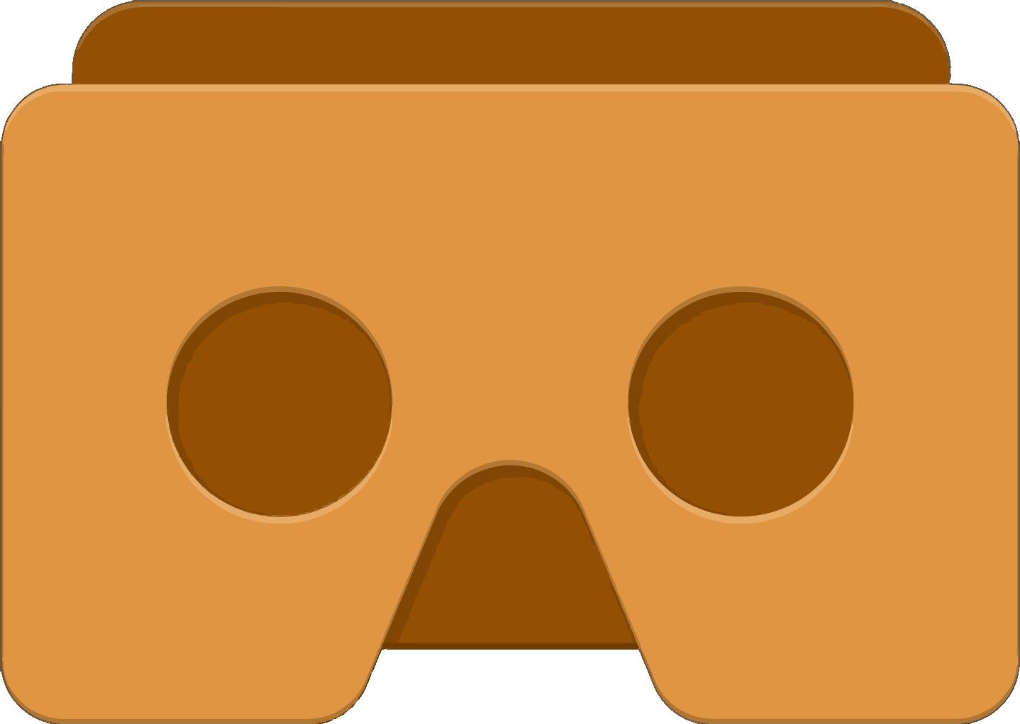 Google Cardboard Logo png
