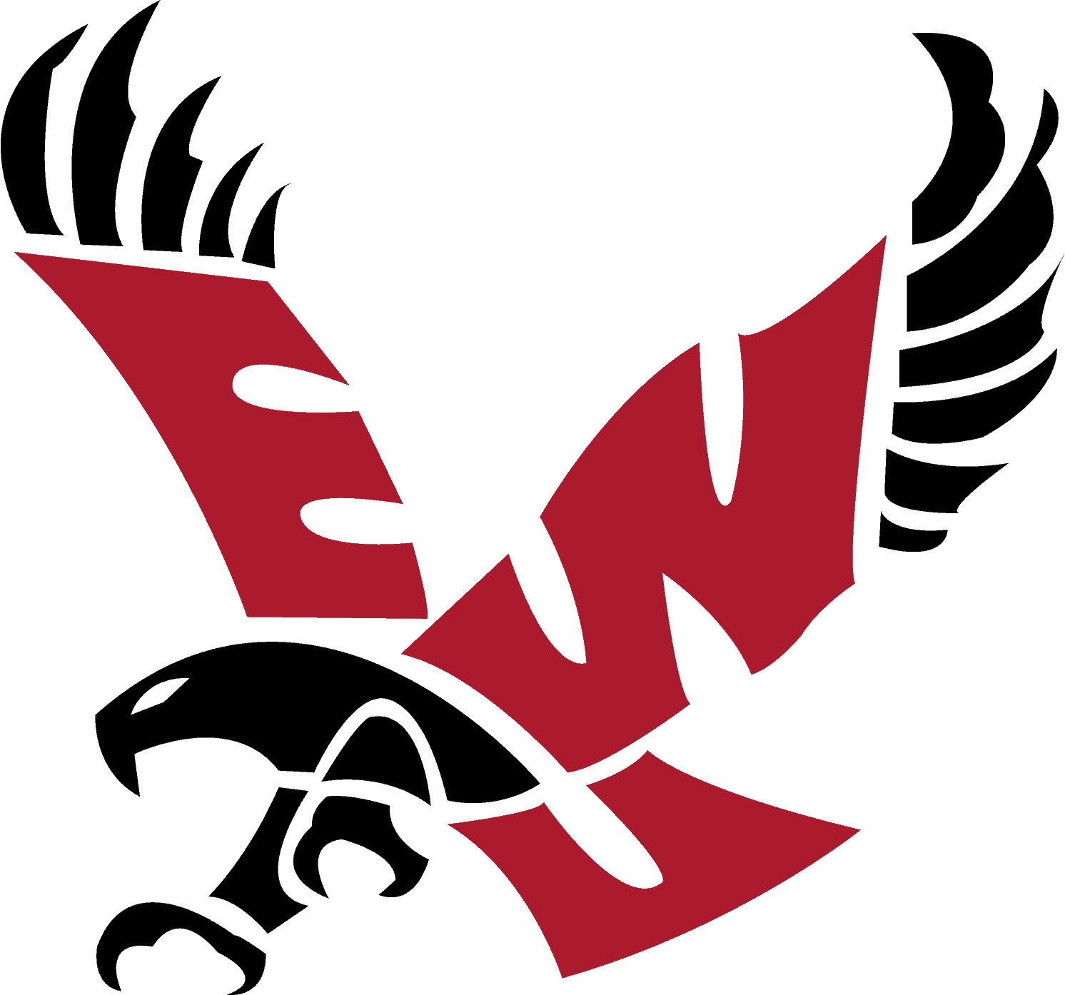 Eastern Washington Eagles Logo png