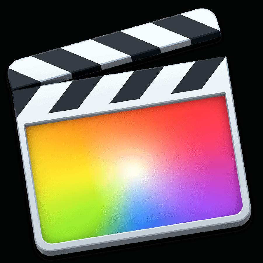 Final Cut Pro X Logo png