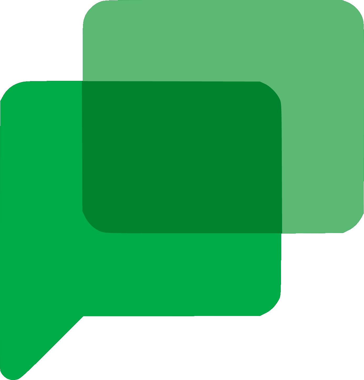 Google Chat Logo png