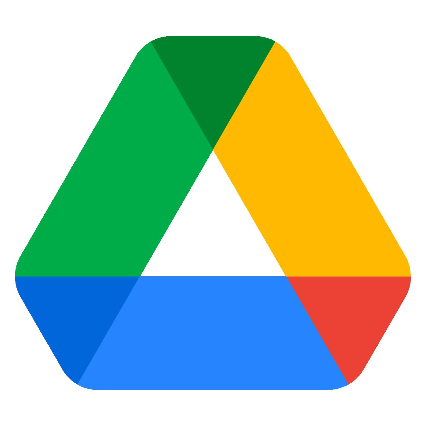 Google Drive Logo png