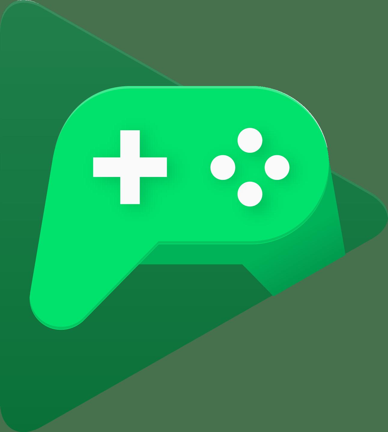 Google Play Games Logo png