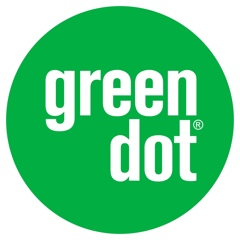 Green Dot Logo png