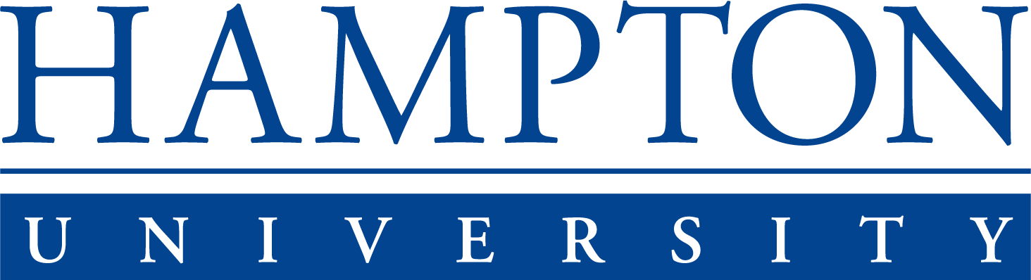 Hampton University Logo png