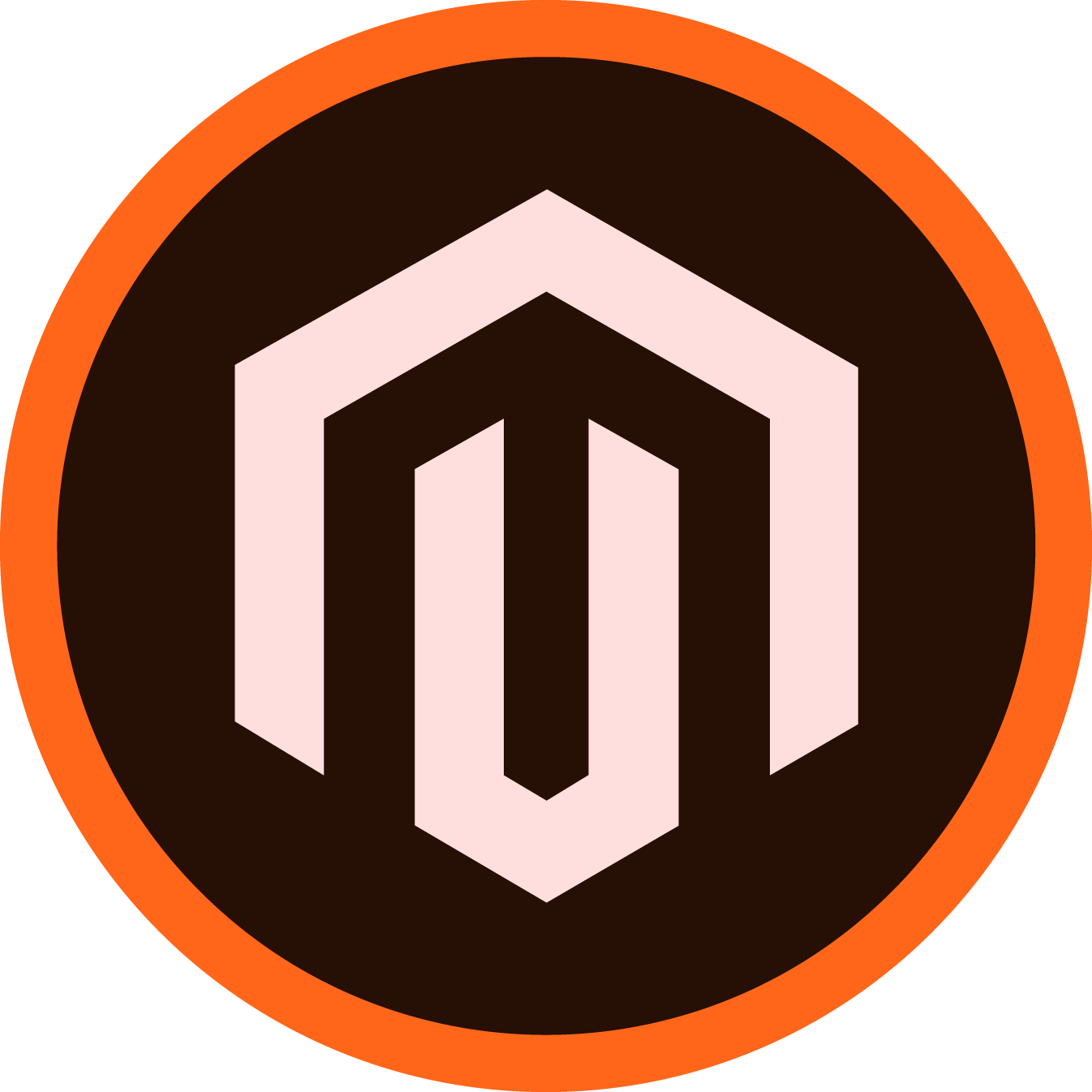 Magento Commerce Logo (Adobe) png
