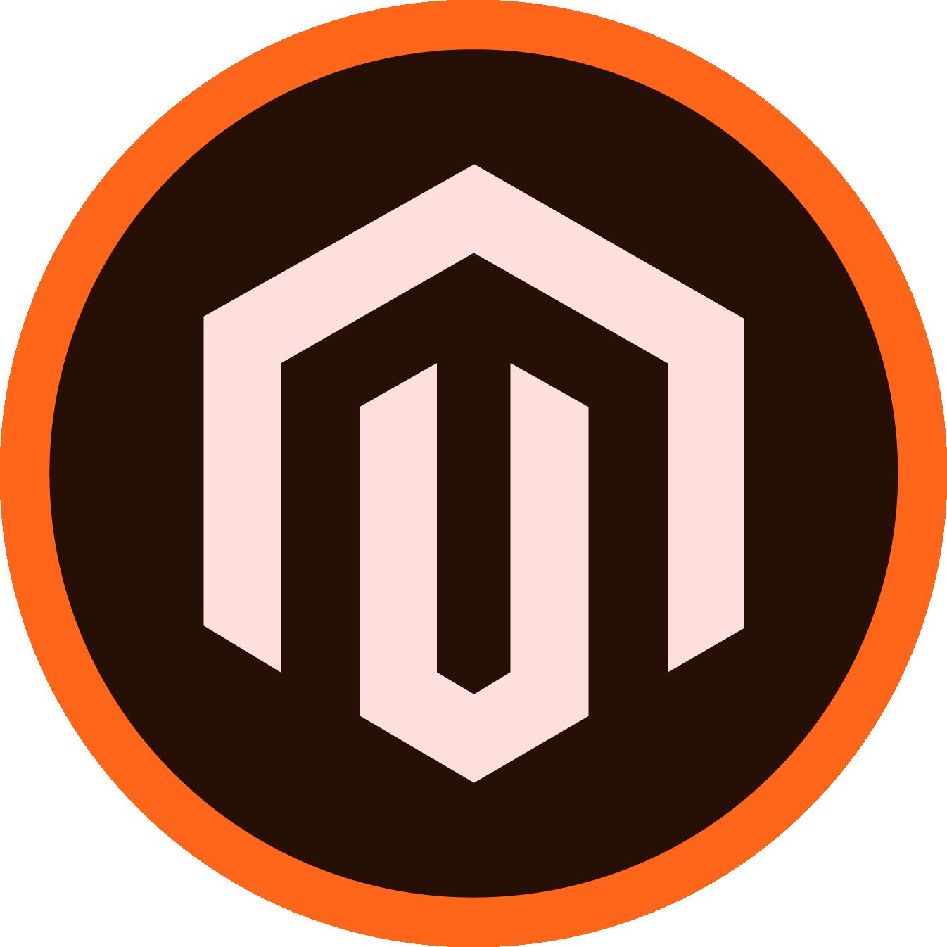 Magento Commerce Logo (Adobe) png