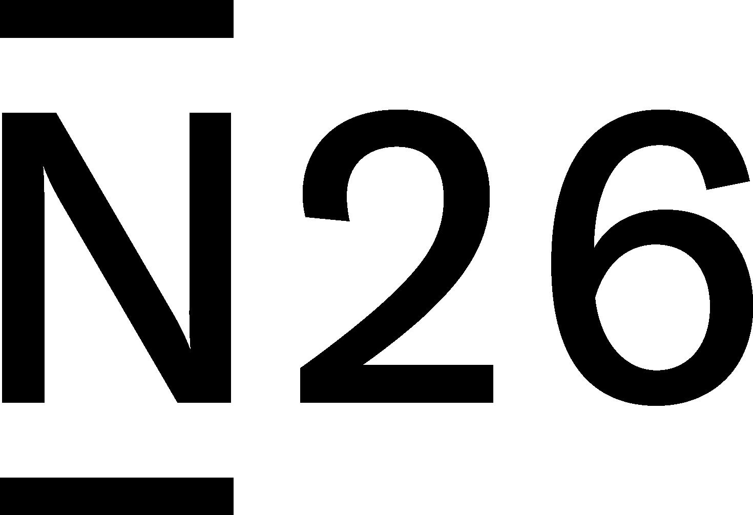 N26 Logo png