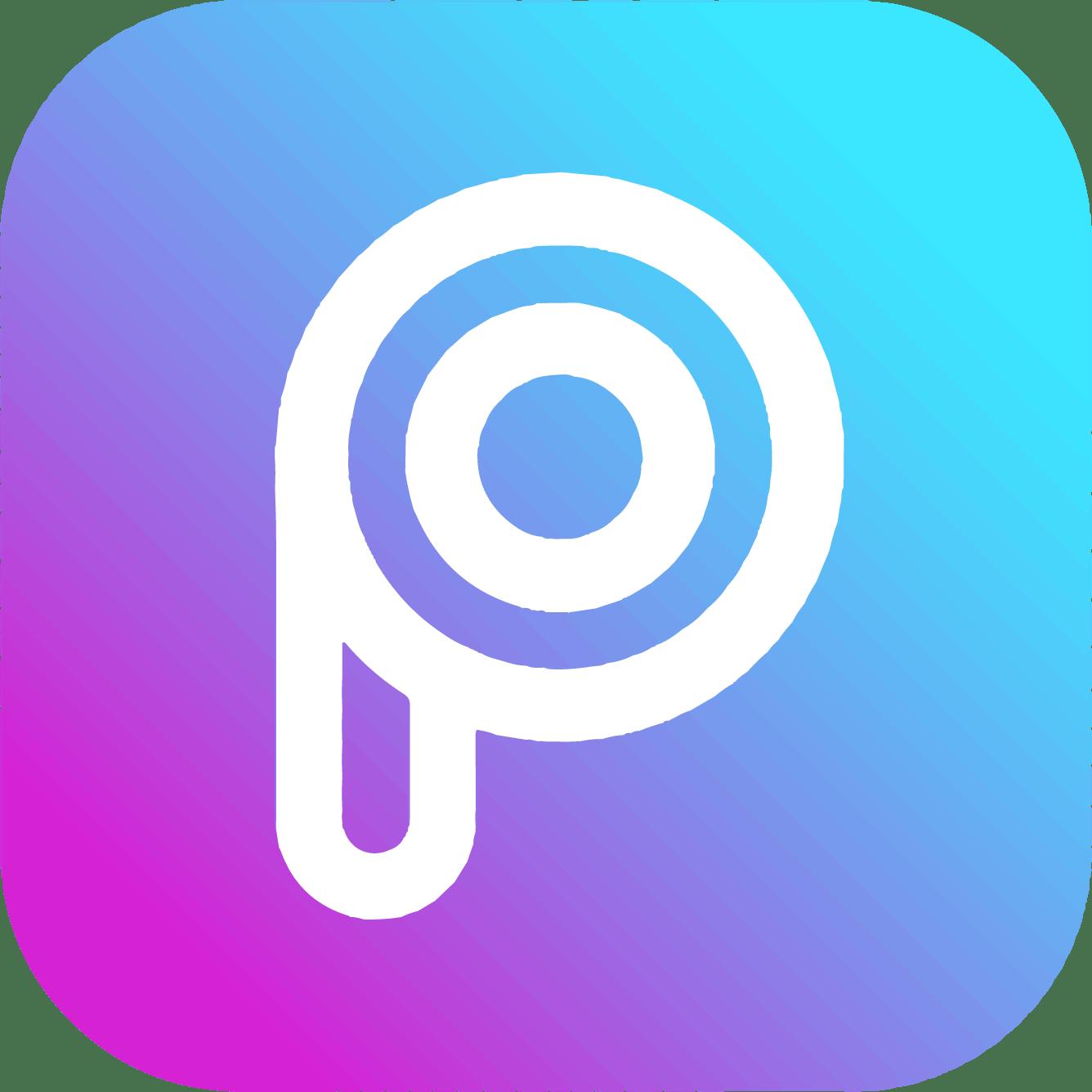 PicsArt Logo png