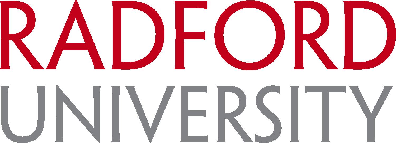 Radford University Logo png