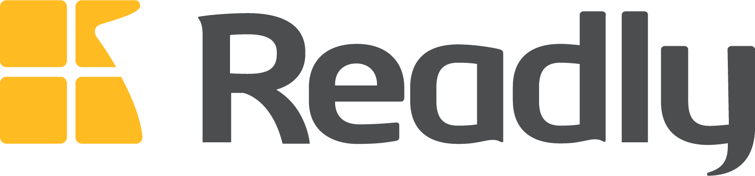 Readly Logo png