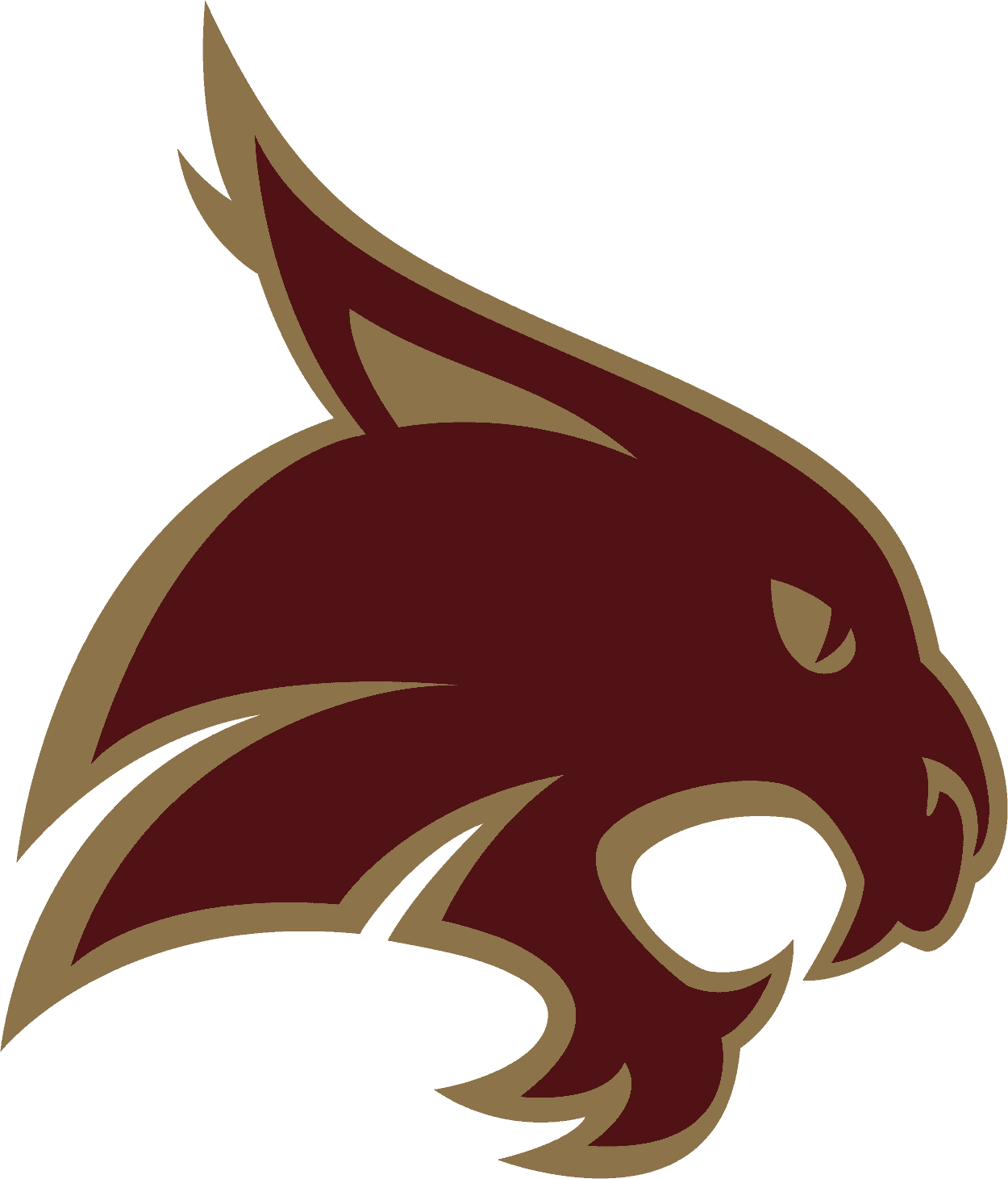 Texas State Bobcats Logo png
