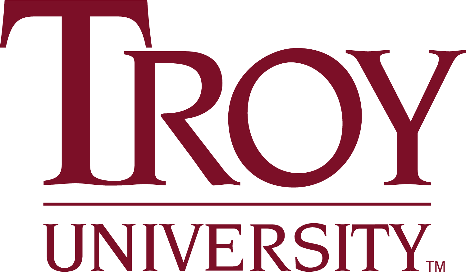 Troy University Logo png