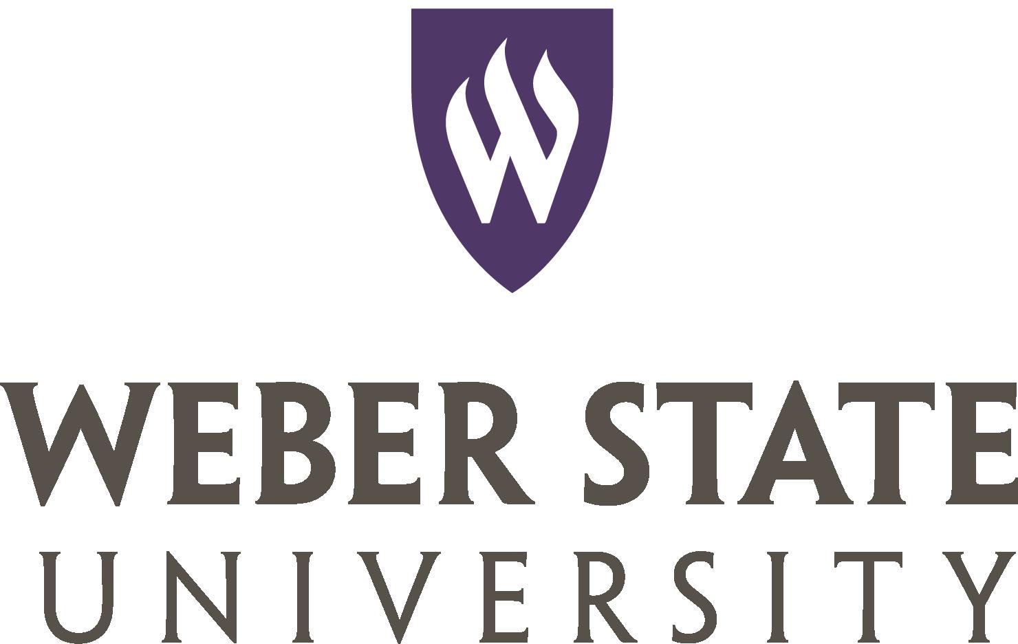 Weber State University Logo png