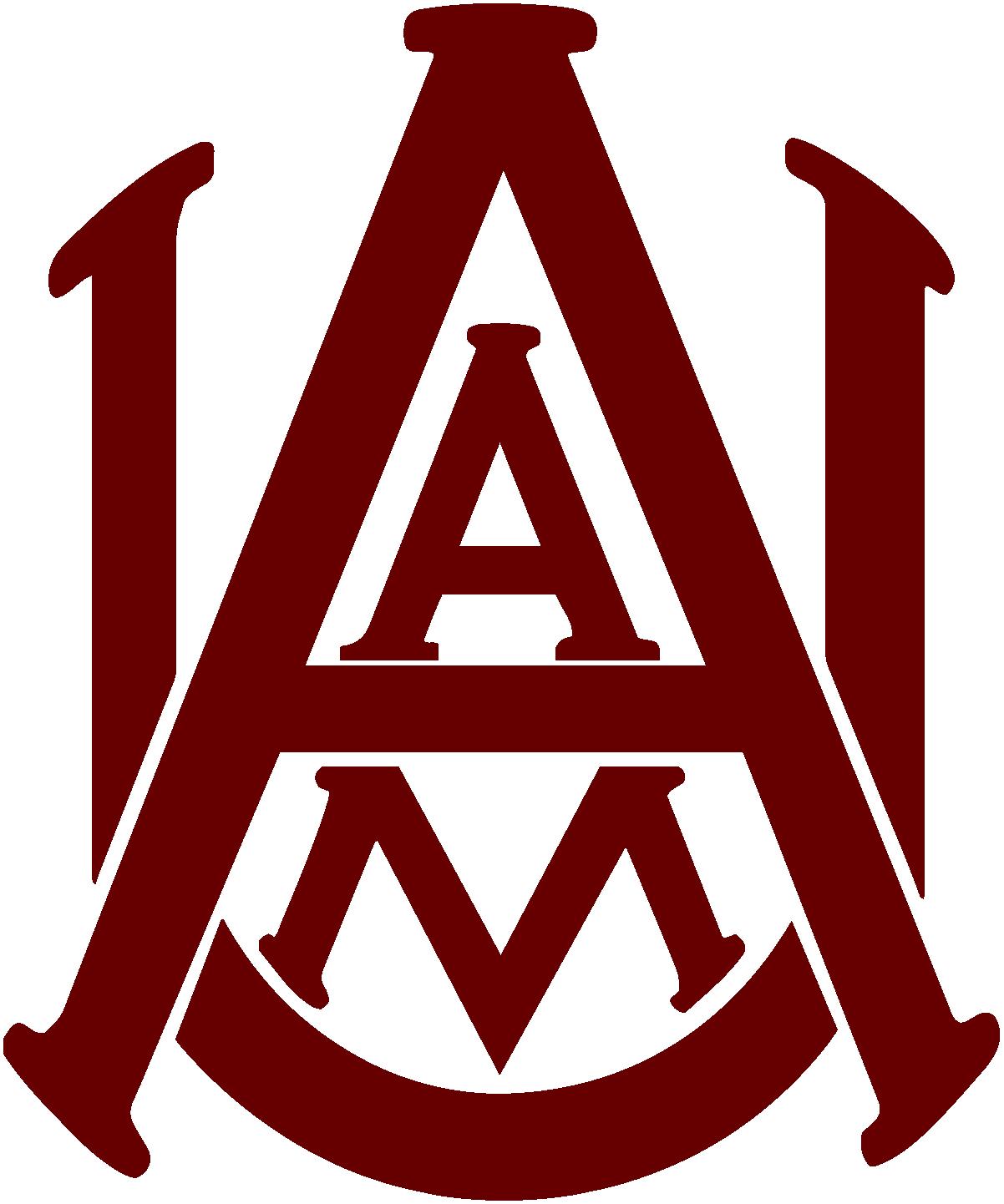 Alabama A&M Bulldogs Logo (Lady Bulldogs) png