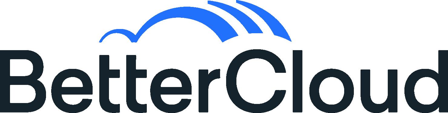 BetterCloud Logo png