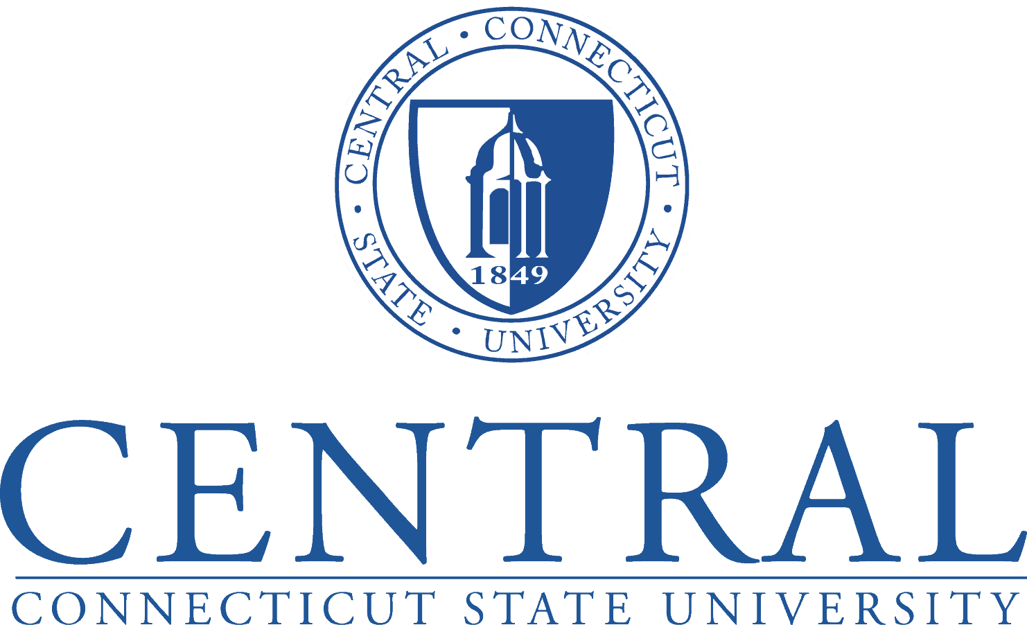 Central Connecticut State University Logo (CCSU) png