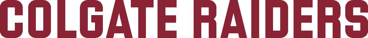 Colgate Raiders Logo png