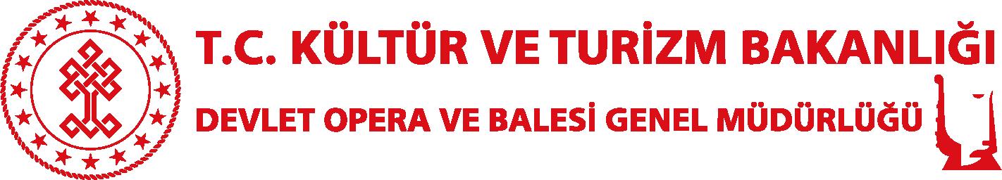 Devlet Opera ve Balesi Logo png