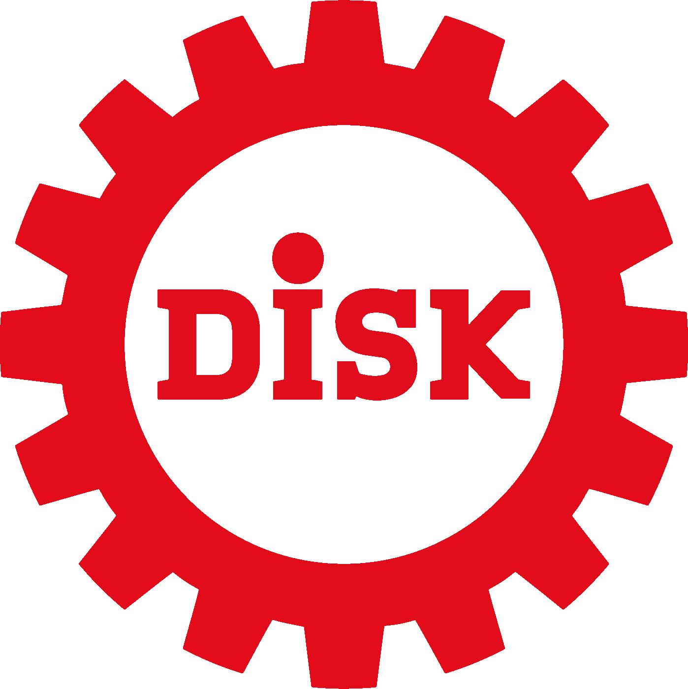 DİSK Logo png