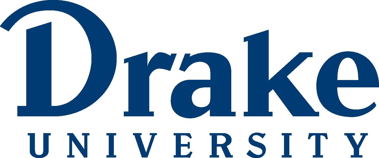 Drake University Logo png