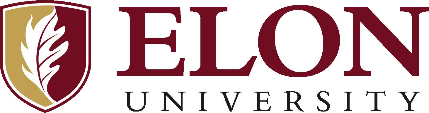Elon University Logo png