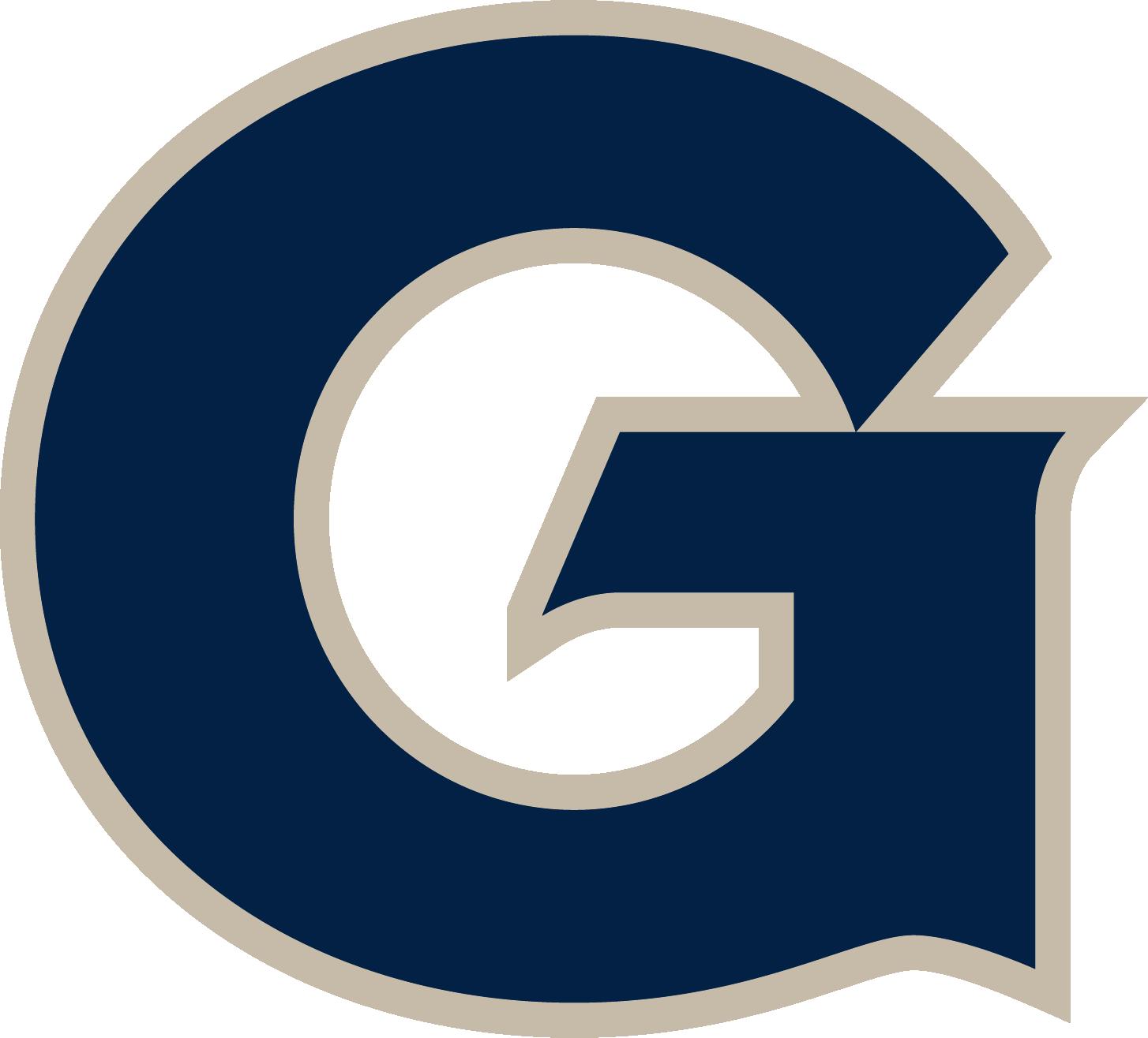 Georgetown Hoyas Logo png
