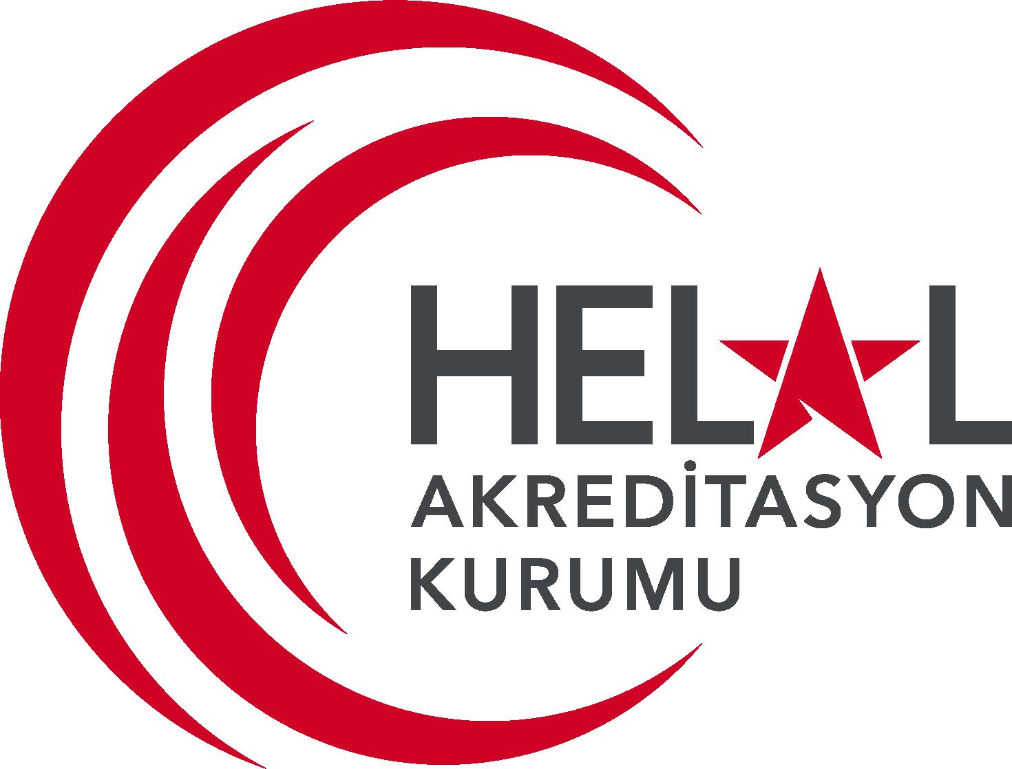 Helal Akreditasyon Kurumu Logo (HAK) png