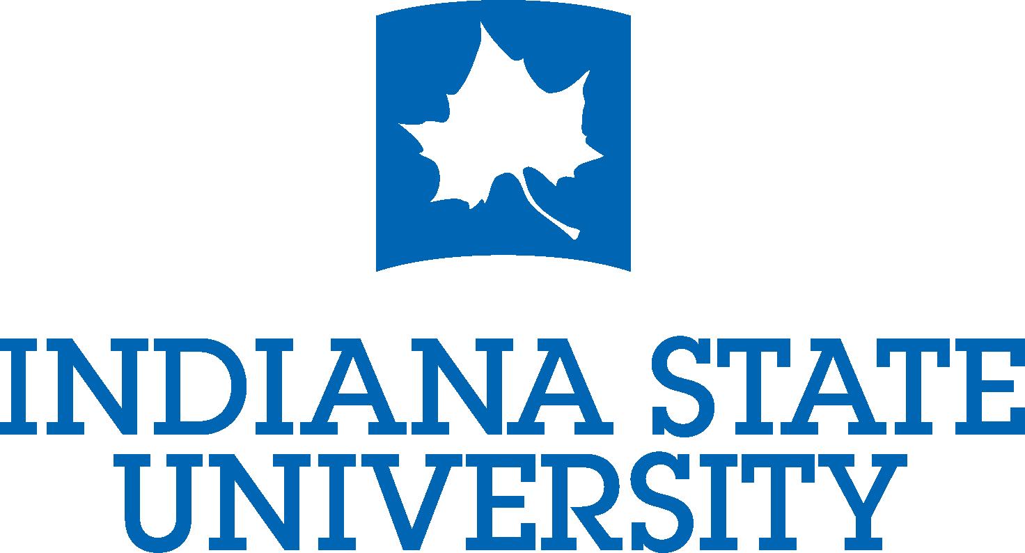 Indiana State University Logo (ISU) png