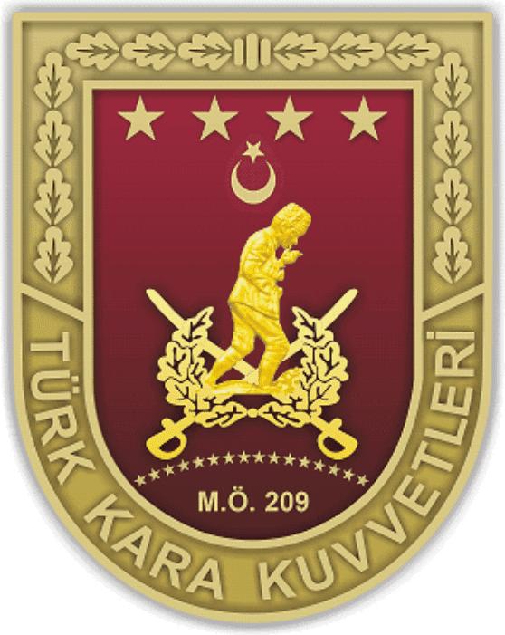 Kara Kuvvetleri Komutanlığı Logo png