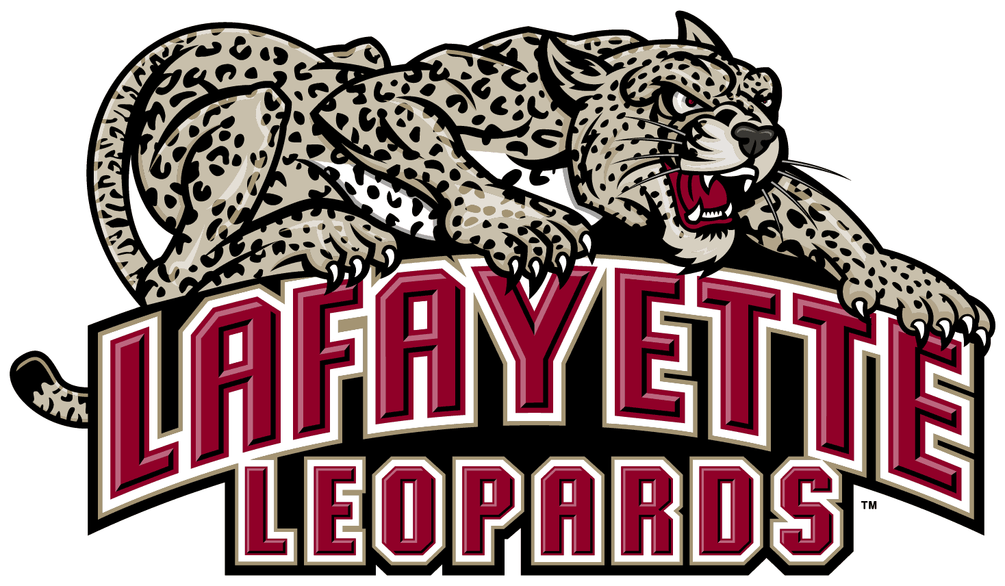 Lafayette Leopards Logo png
