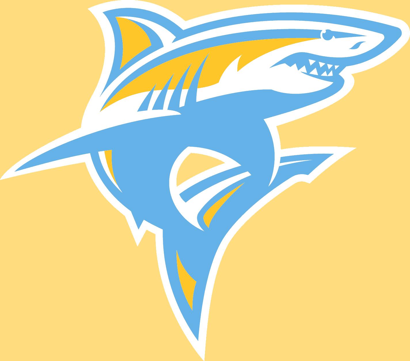 LIU Sharks Logo png