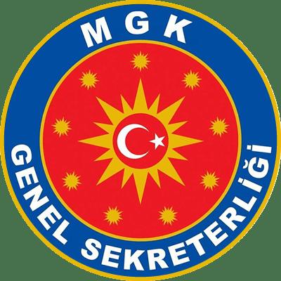 Milli Güvenlik Kurulu Logo (MGK) png