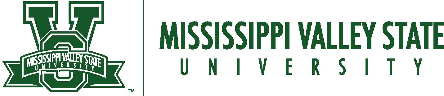 Mississippi Valley State University Logo (MVSU) png
