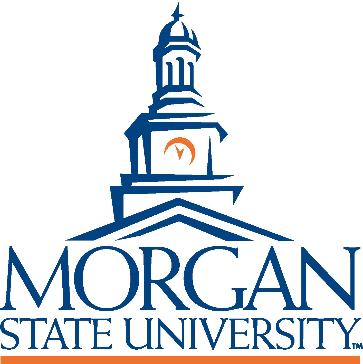 Morgan State University Logo (MSU) png