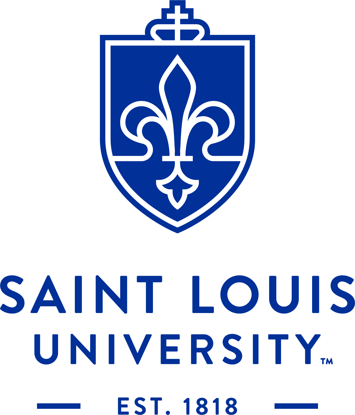 Saint Louis University Logo png