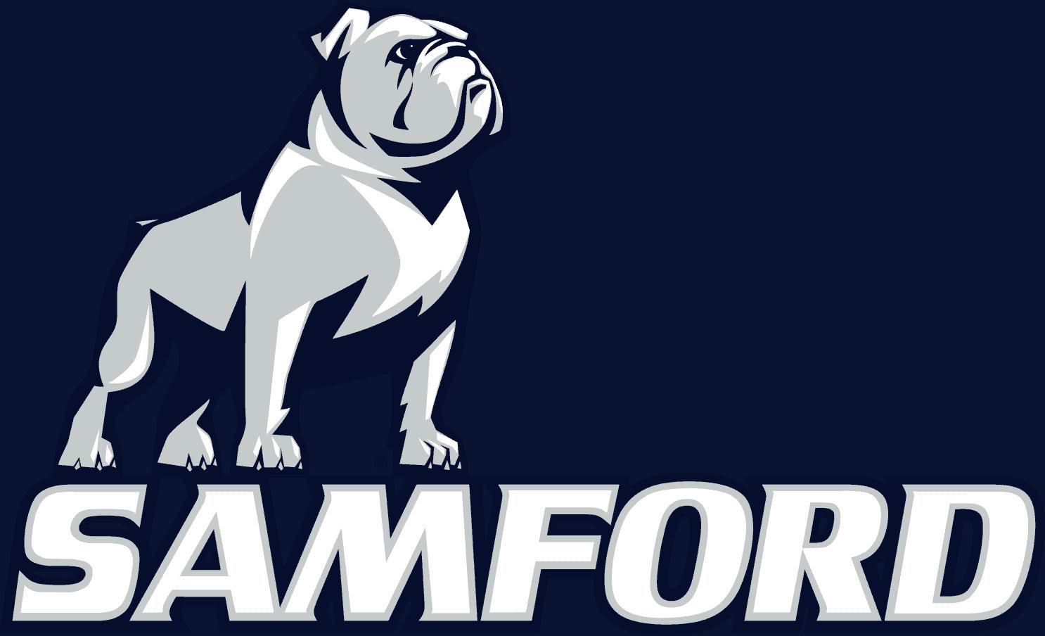 Samford Bulldogs Logo png