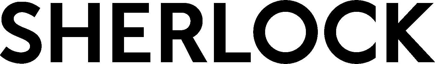 Sherlock Logo png