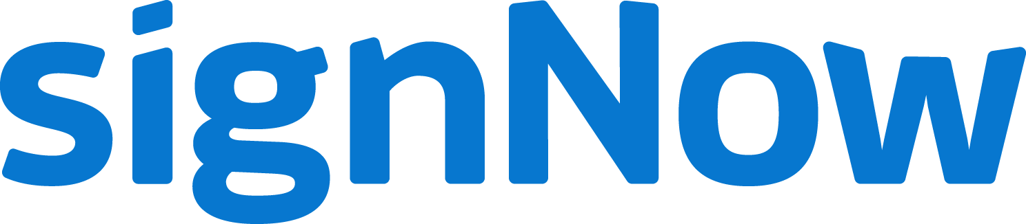 signNow Logo png
