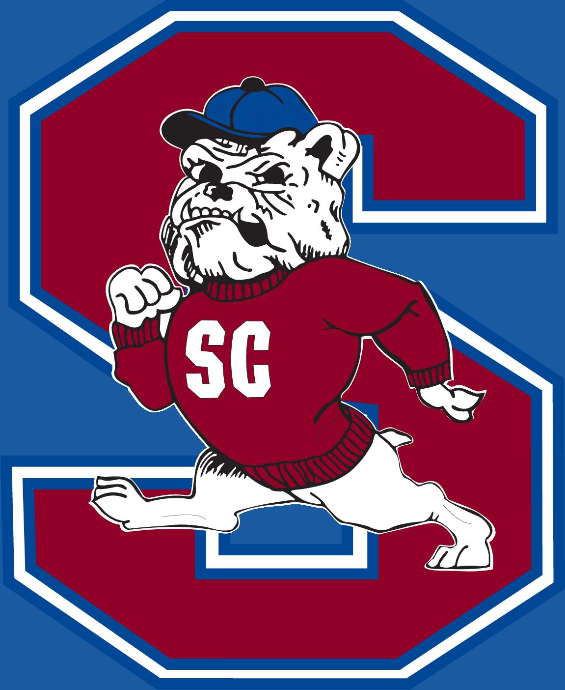 South Carolina State Bulldogs Logo (Lady Bulldogs   SC State) png