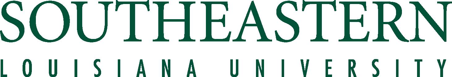 Southeastern Louisiana University Logo png