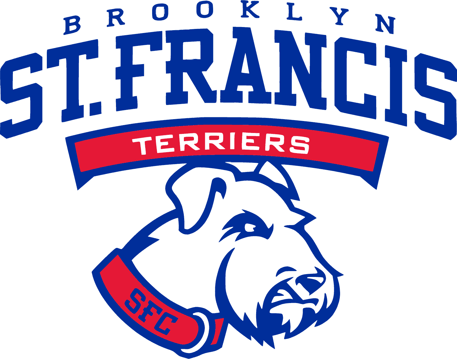 St. Francis Brooklyn Terriers Logo png