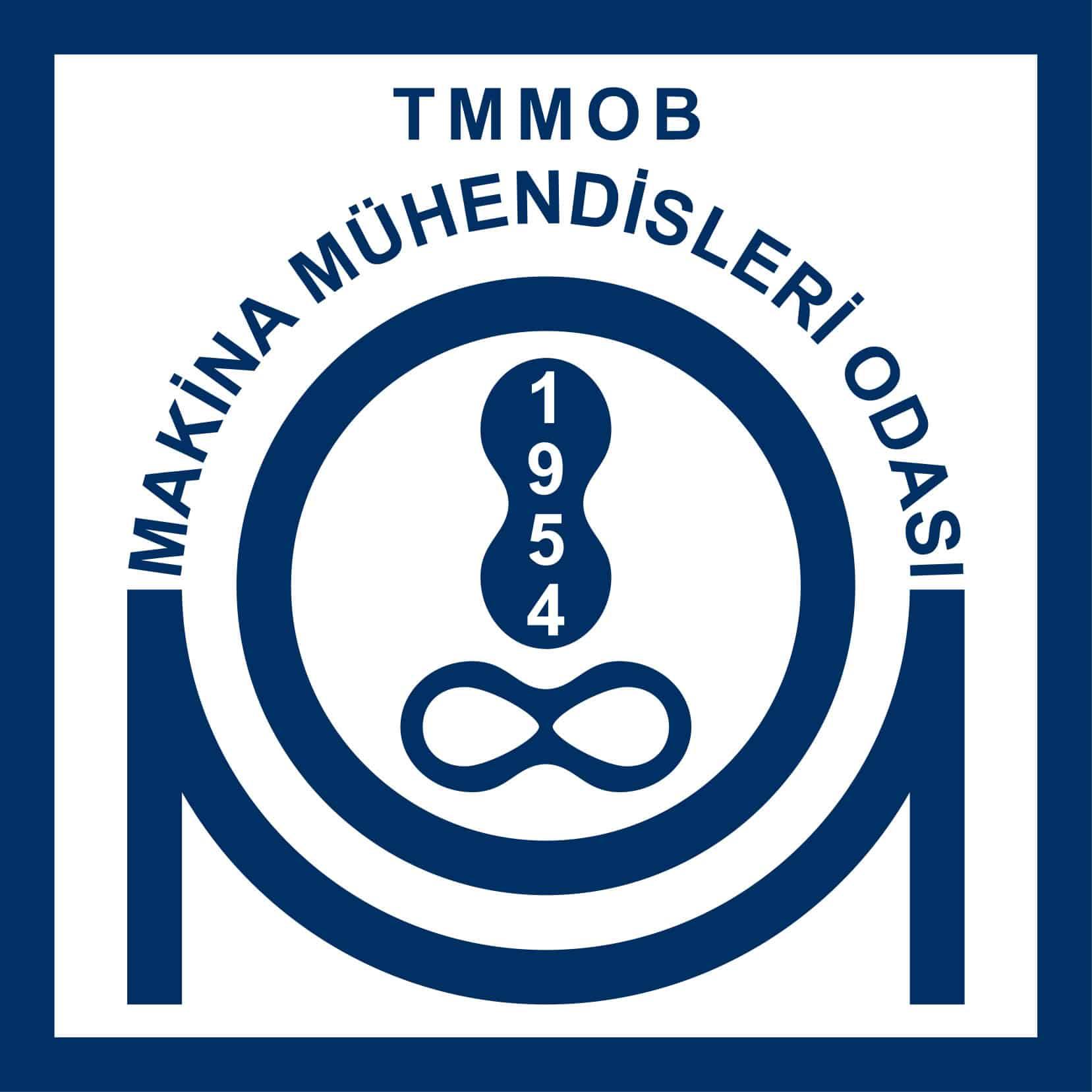 Makina Mühendisleri Odası Logo (TMMOB) png