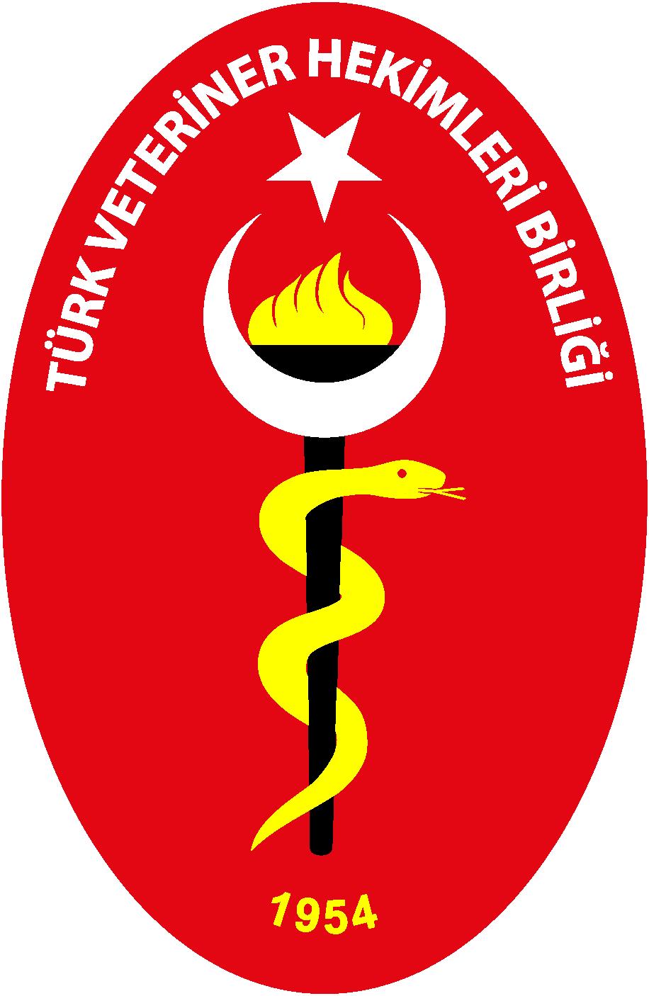 Türk Veteriner Hekimleri Birliği Logo png